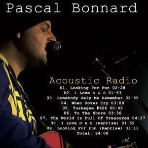 Pascal Bonnard - Acoustic Radio