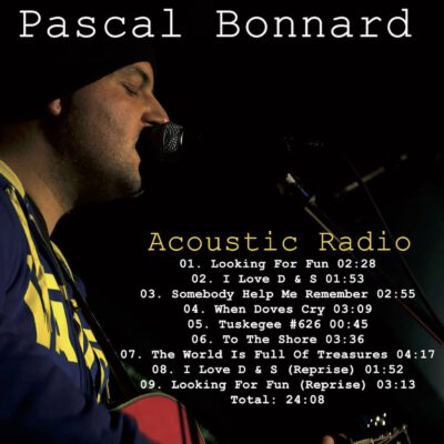 Pascal Bonnard - Acoustic Radio