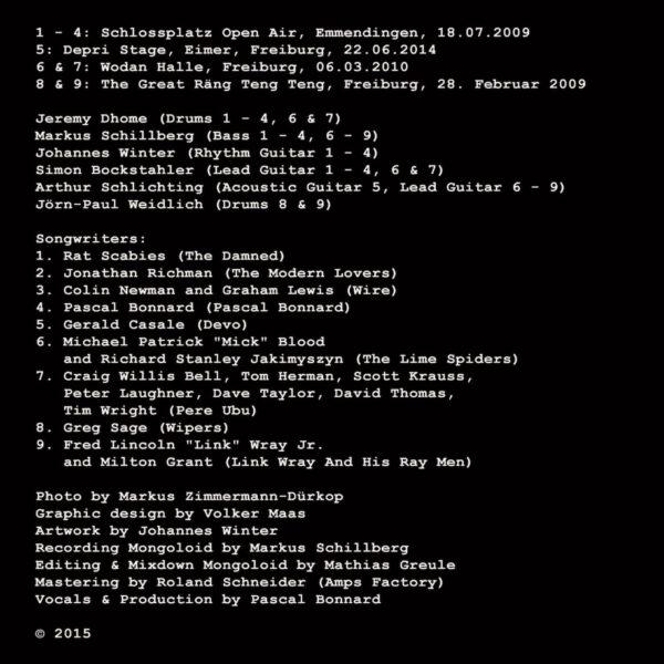 Pascal Bonnard - Coma Bootleg