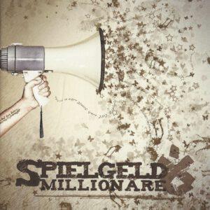 Spielgeldmillionäre - Megaphon Front Cover