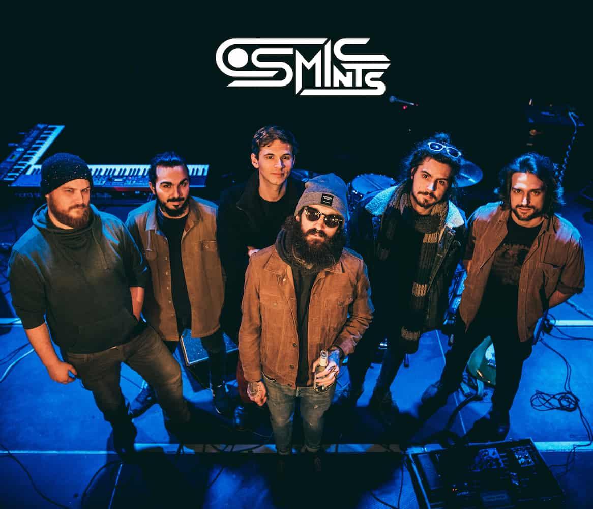 Cosmic Mints Bandfoto