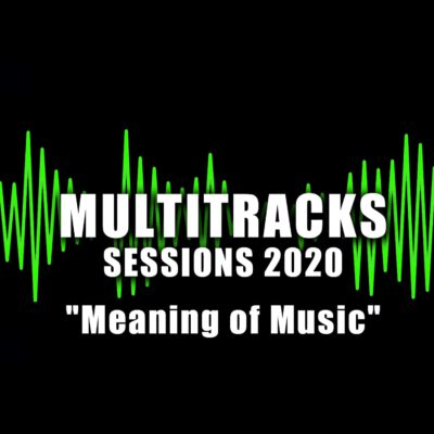 multitracks sessions 2020 cover