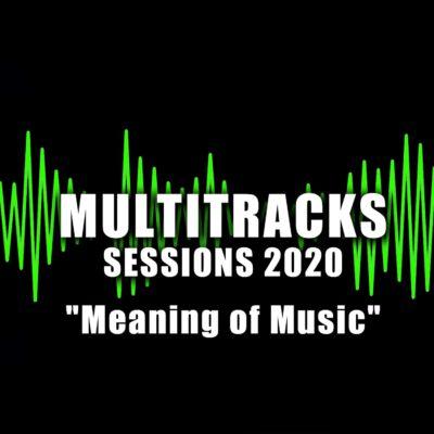 multitracks sessions 2020 cover